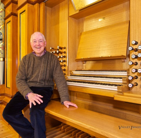 Tanunda Pipe organ Hill and Son Soldiers memorial hall art gallery John Maidment