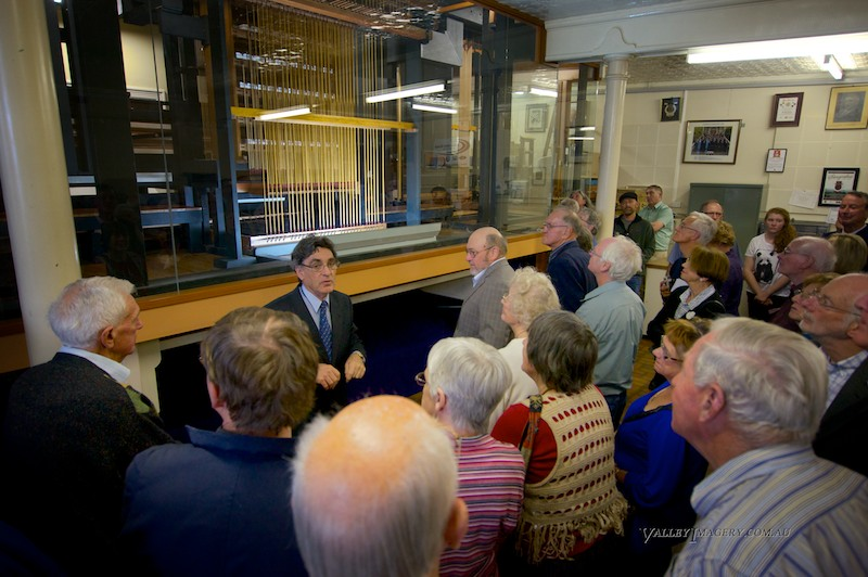 Barossa Pipe Organ Grand opening
