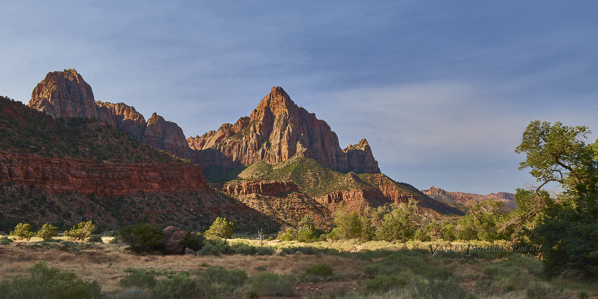 The Watchman from the Payrus trail
